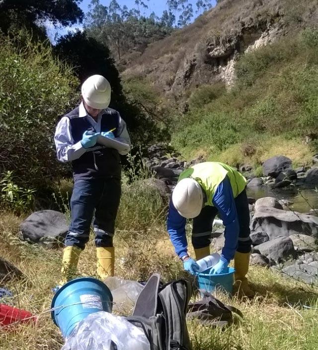 Servicios de monitoreo, gestión del medio ambiente   CMASS EC