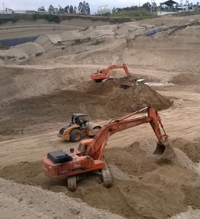 Manejos de desechos, gestión del medio ambiente   CMASS EC
