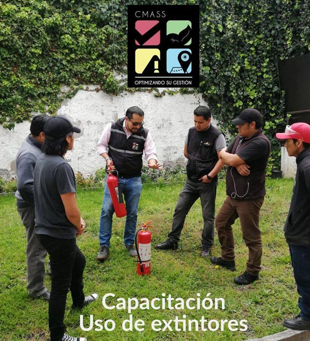 Capacitaciones - Servicio en gestion en seguridad Industrial
